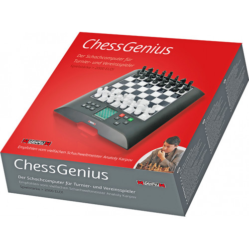 Millennium ChessGenius Chess Computer